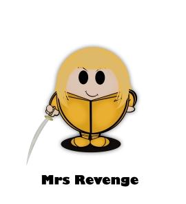 Mrs revenge KILLBILL